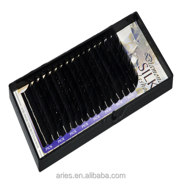 0.05/0.07mm sofest mink eylash extension, 3D,6D eyelash extension