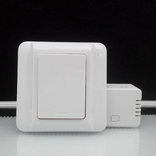 AS6N self-powered wireless wall switch kinetic wireless wall switch wireless remote light switch Endure low and high temp