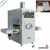 High frequency automatic iphone case packaging machine