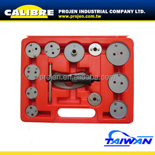 CALIBRE Car Repair 13pc Brake Caliper Tool Set