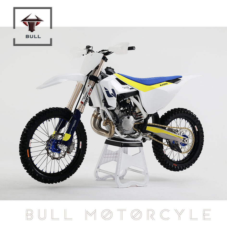 2018 New Motocross 250cc Dirt bike 2 stroke dirt bike