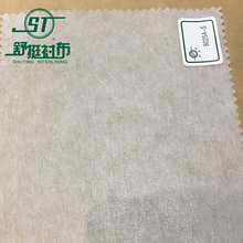 100%polyester nonwoven fusing interlining fabric