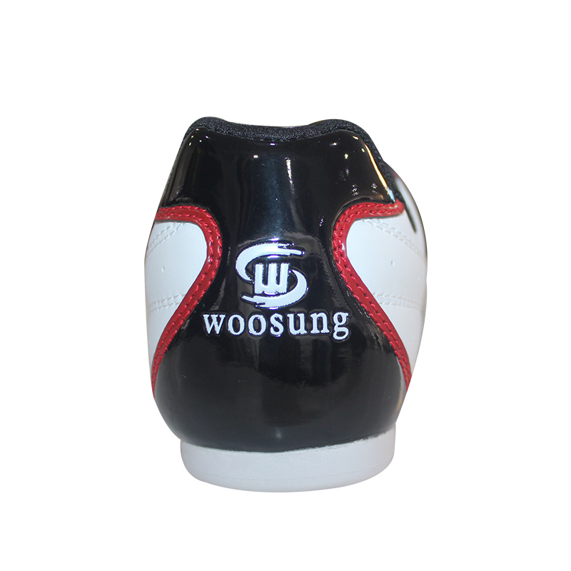 from China Strong and firm custom martial art taekwondo shoes