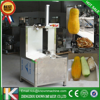 stainless steel automatic industrial cassava peeler for taro / wax gourd / water melon / pawpaw / pumpkin / pineapple / pomelo