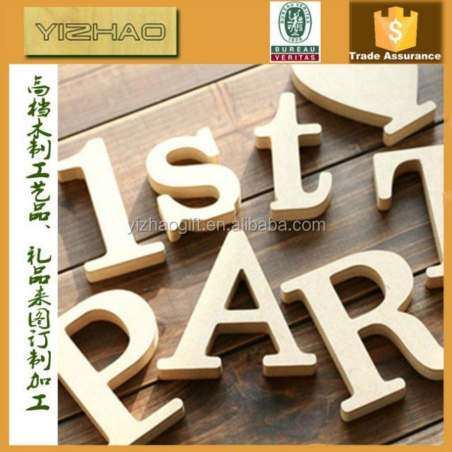 wooden decorative alphabet lettersart minds wood letters laser cut wood letters