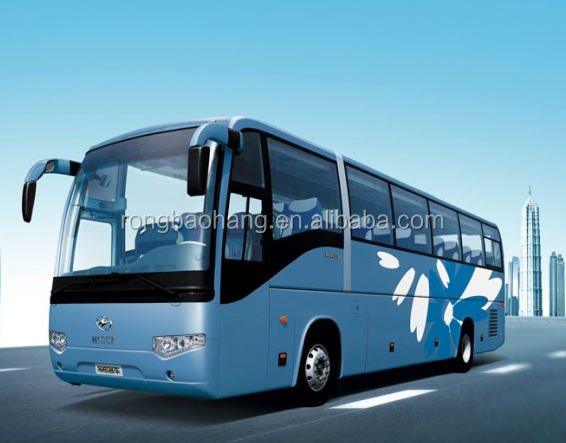 Hot sale Higer V92 KLQ6129 coach bus