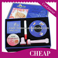 Nail Art Stamping Set With DVD for teach you how to use