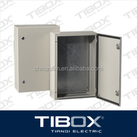 Metal Base Box Distribution Box Panel Box Steel Wall Mount Enclosure for Isolation Transformers from Tibox China