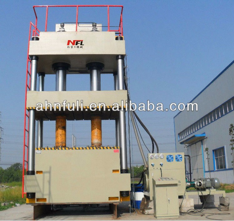 400 TON Four Column Hydraulic Press Machine/Deep Drawing Hydraulic Press