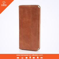 "Wholesale cheap price genuine leather 4.7"" custom mobile phone cases cover"