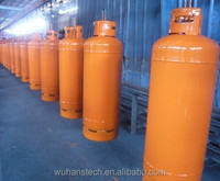 REFILLABLE LPG GAS STORAGE CYLINDER/TANK TYPE 48KGS