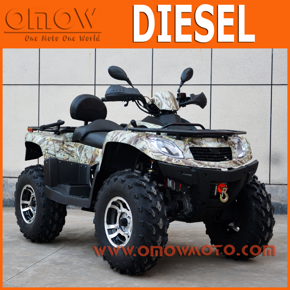 2016 Newest 900cc 4x4 Diesel Engine ATV Quad
