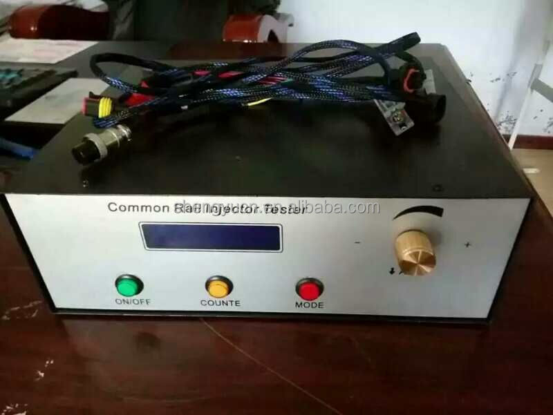 high quality common rail injector tester