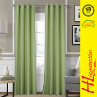 competitive price plain solid color elegant and noble curtains