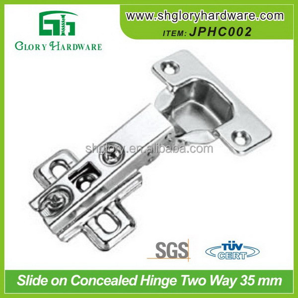 High quality special decorative small box hinges