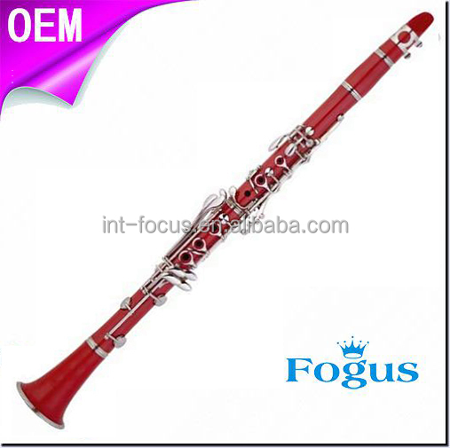 High Quality Professional Clarinet FCL-200RD