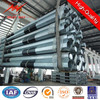 hot sales galvanized metal galvanized steel electric poles iron electric pole