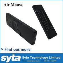 wireless usb mouse 2.4G Mini Wireless Fly Air Mouse with Keyboard for Smart Android TV Box