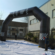 Hot Sale custom entrance inflatable archway, inflatable gate inflatable led arch with printed logo for advertising activity