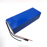 Rechargeable 26650 11s6p 36v 20ah lithium iron phosphate battery for Ev /Solar street light lamp/energy storage