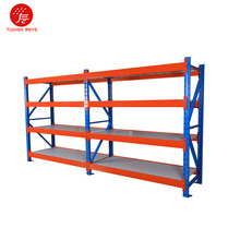 China Manufacturer Customized Medium Scale Light Duty Metal Shelving Rack
