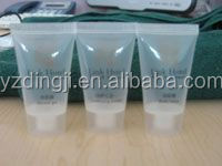 disposable hotel shampoo with flip cap /glutathione whitening soap