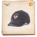 OEM service custom 6 panel unisex washed baseball cap with embroidery patch