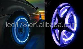 2016 High Quality Fancy Programmable wheel light for car