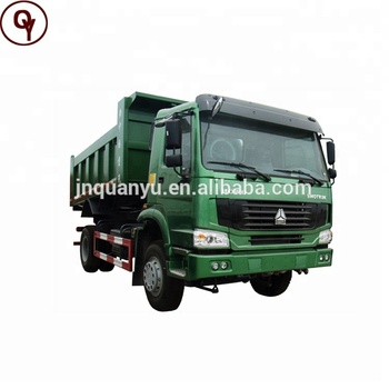 Sinotruck Howo 6wheel dump tipper truck capaicty for sale