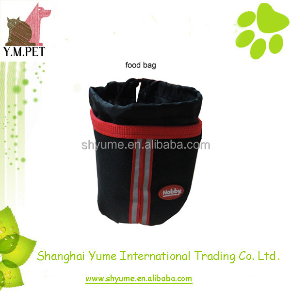 Foldable Pet Food Bag Convenient Outdoor Travel Products