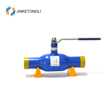JKTL pfa lined wcb heat chemical resistant ball valve suppliers