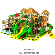 2015 Used children indoor playground equipment tree theme