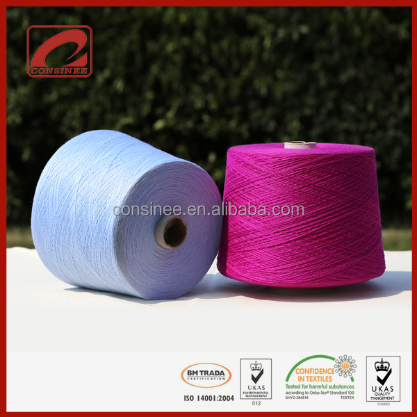 Consinee supersoft Australia merino wool knitting yarns australia in China factory