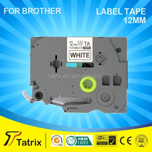 Compatible tz printing label tape tze335 for brother printer made in china