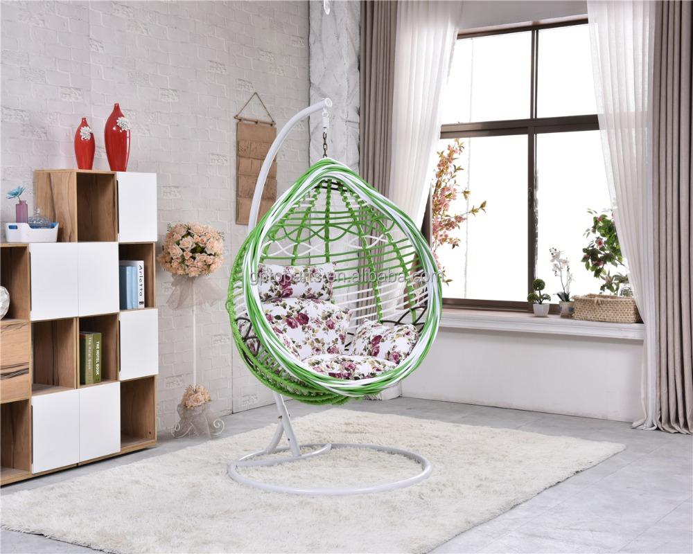 Impermeable interior columpio para ni os al aire libre silla de rat n columpios de patio Columpio interior
