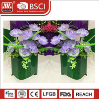 Wholesale Home Garden Cheap Plastic Flower