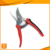 plastic handle stainless steel scissors garden scissor high quality steel scissor