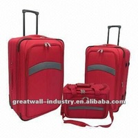 Luggage Set With Trolley Cases And