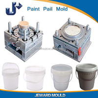 High Quality Cheap Custom 20L Plastic Paint Container Molds