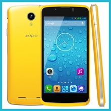 ZOPO ZP590 cheap mobile phone MTK6582 Quad Core Android 4.4 Cell Phone WCDMA 4GB ROM Dual SIM 5.0MP Camera Smartphone