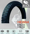 Motorcycle Tire 2.75-18, 3.00-18 HD854