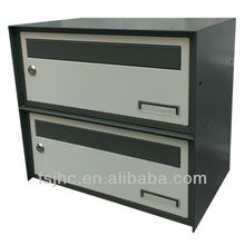 Foshan JHC-3042 New Apartment Metal Mailboxes/Office Letterbox/Residential Mail box