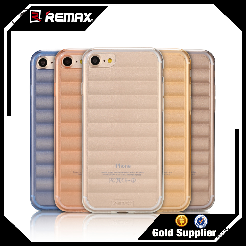 REMAX mobile phone case clear Tpu for iphone 7