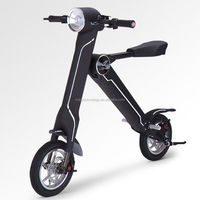 2016 newest fashion electric scooter, electric folding bike , Cheap outdoor handicapped vehicle electric tricycle mobility scoot