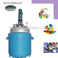 machine for acrylic and urethane resins paint