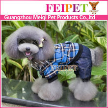 Chihuahua dog apparel pet clothes girl coat with four legs