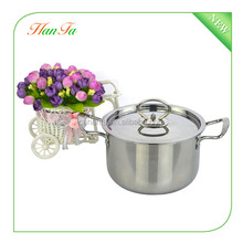 Class Cookware Set High Quality Stainless Steel Cooking Casserole