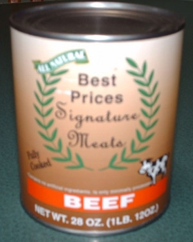 Best Prices Signature Beef