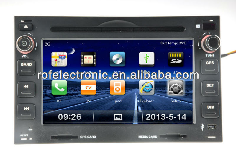 Car dvd navi for VW Polo/Passat