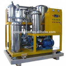 ExdII BT4 fyrquel ehc fluid/ fire resistant hydraulic oil filtration equipment to lower acid value